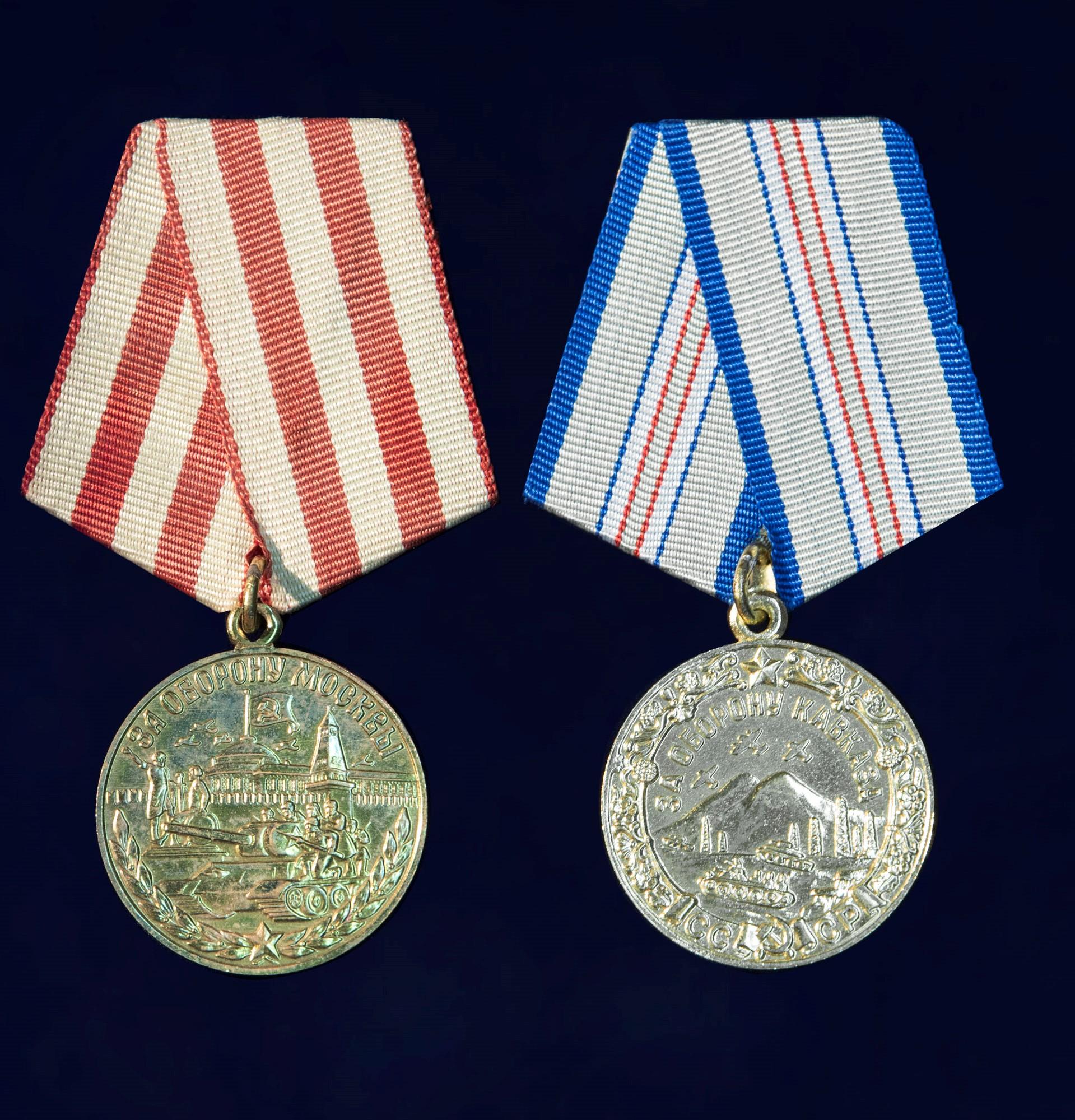 za oboronu sovetskogo zapolyarya, moskvu, kavkaza