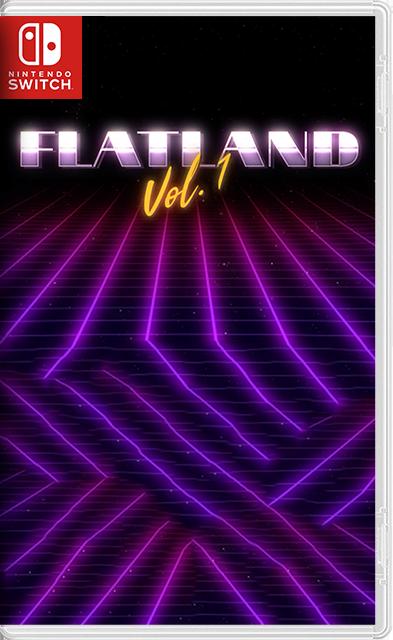 FLATLAND Vol.1 Switch NSP XCI