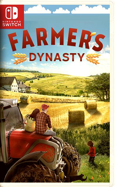 Farmer's Dynasty Switch NSP XCI NSZ
