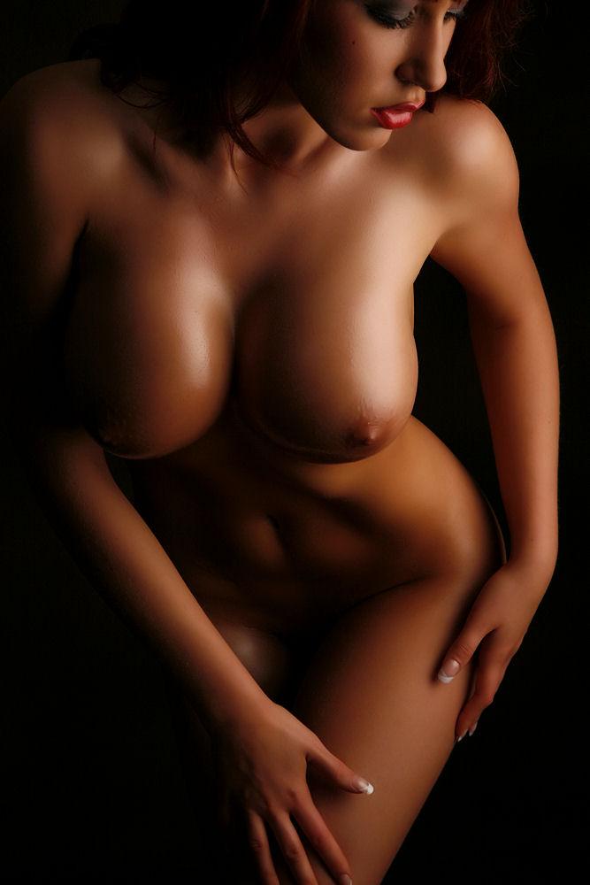 Female artistic nude