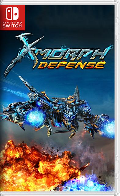X-Morph: Defense Switch NSP XCI