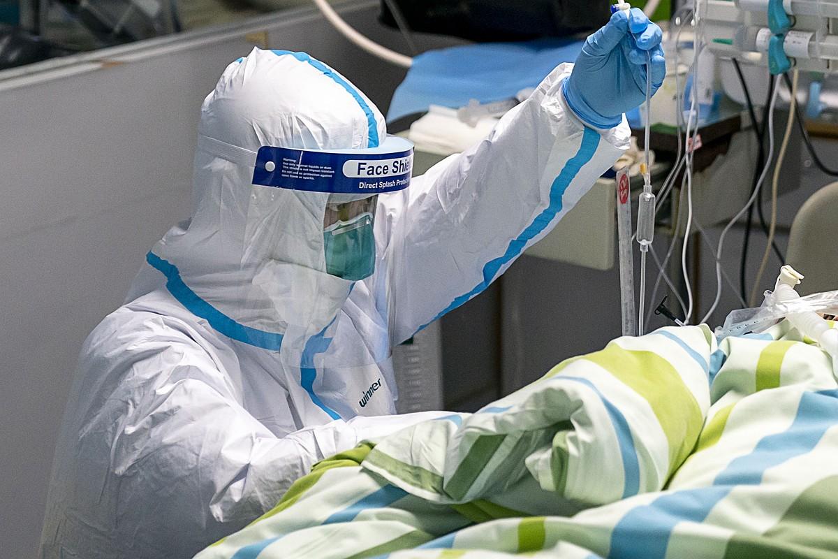 001 Oʻzbekistonda koronavirus yuqtirganlar 10 nafarga koʻpaydi