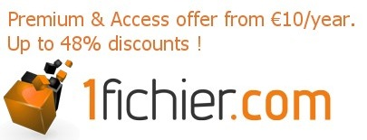 Premium & Access offer from €10/year. Up to 48% discounts !