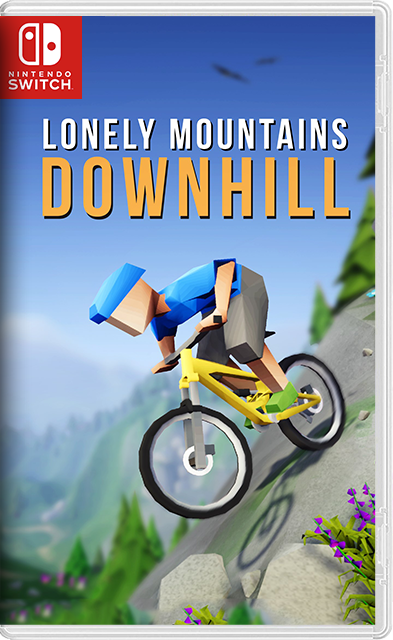 Lonely Mountains: Downhill Switch NSP XCI NSZ