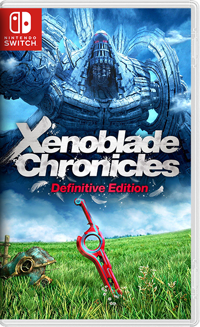 Xenoblade Chronicles: Definitive Edition Switch NSP XCI