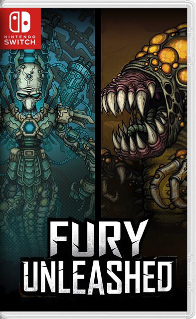 Fury Unleashed Switch NSP XCI