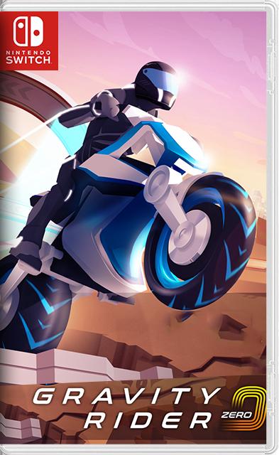 Gravity Rider Zero Switch NSP XCI