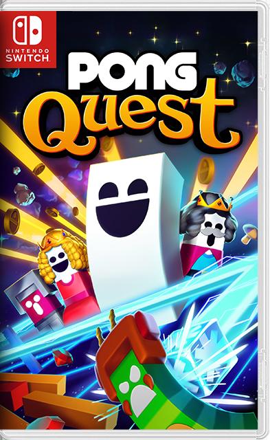 PONG Quest Switch NSP XCI