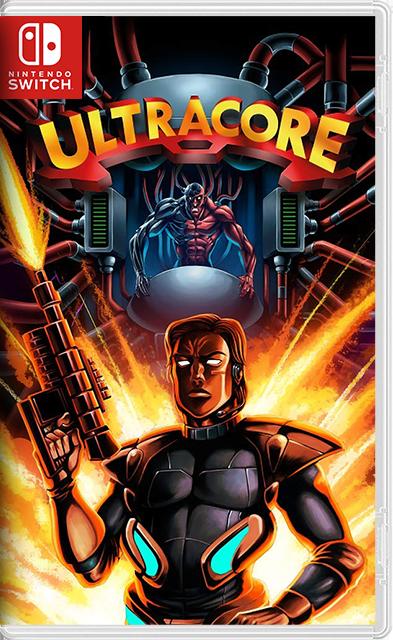 Ultracore Switch NSP XCI