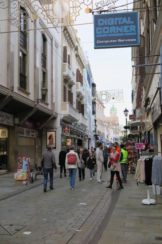 Столица Гибралтара