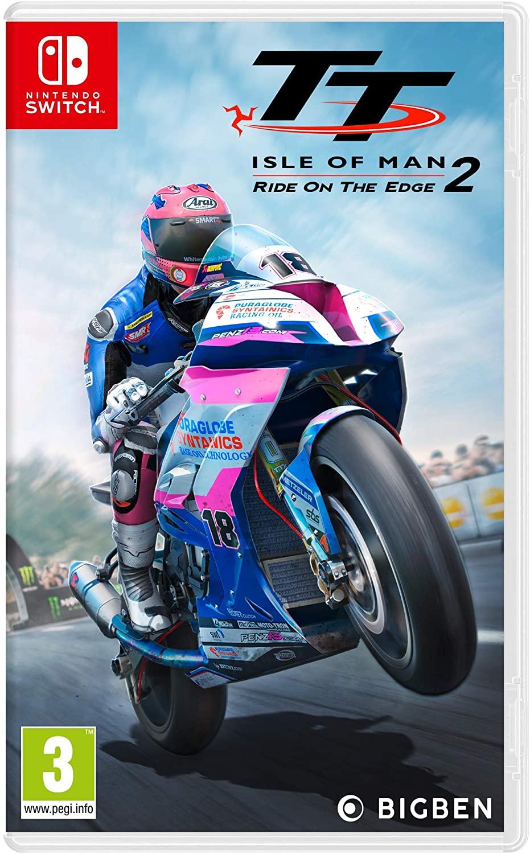 TT Isle of Man Ride on the Edge 2 Switch NSP XCI