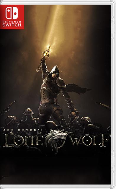 Joe Dever's Lone Wolf Switch NSP XCI NSZ
