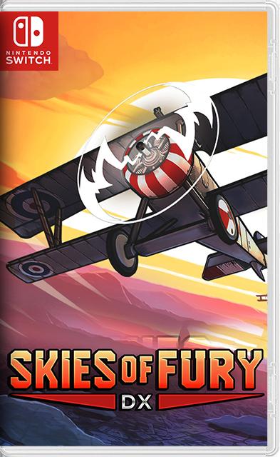 Skies of Fury DX Switch NSP XCI NSZ