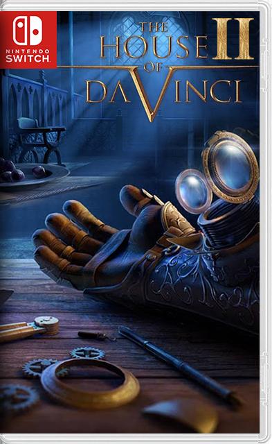 The House of Da Vinci 2 Switch NSP XCI