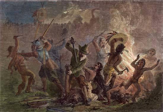 Пекотская  война