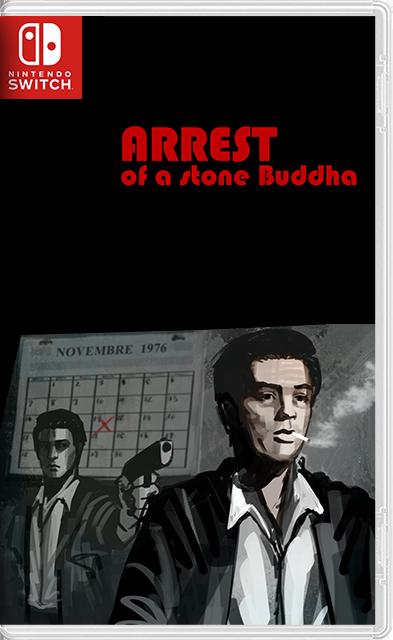 Arrest of a stone Buddha Switch NSP XCI