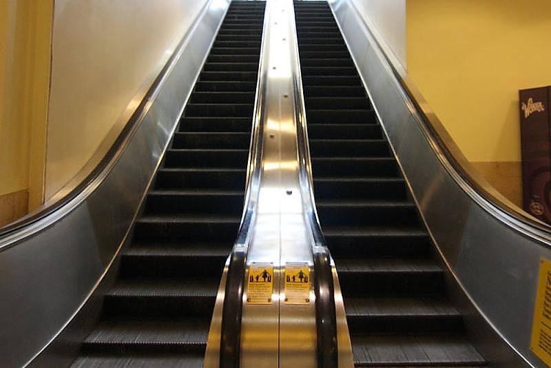 flickr escalators