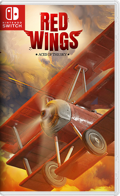 Red Wings: Aces of the Sky Switch NSP XCI