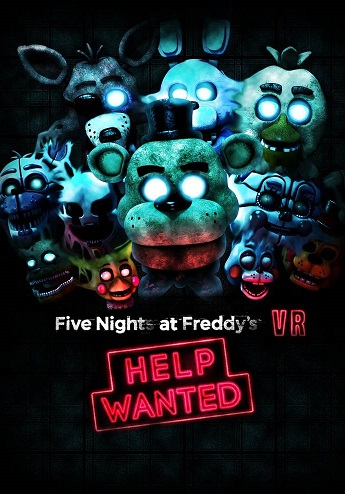 Five Nights at Freddy's: Help Wanted Switch NSP XCI NSZ