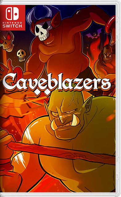 Caveblazers Switch NSP XCI NSZ