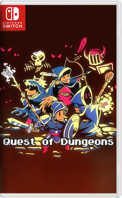 Quest of Dungeons Switch NSP XCI NSZ