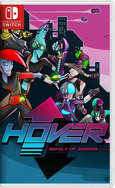 Hover Switch NSP XCI