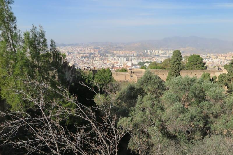 Кастильо-де-Гибральфаро