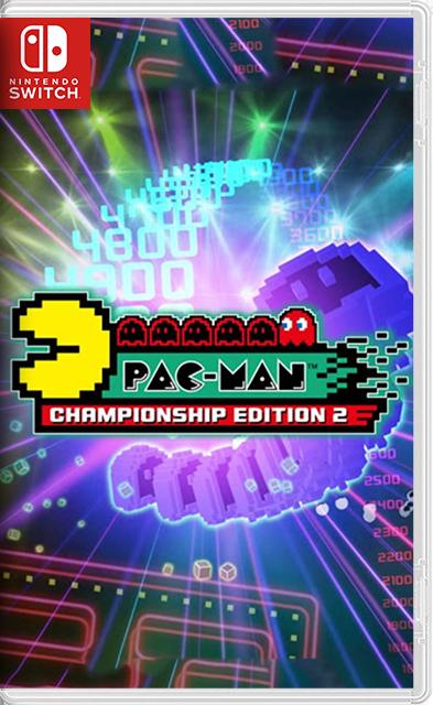 PAC-MAN CHAMPIONSHIP EDITION 2 PLUS Switch NSP XCI NSZ