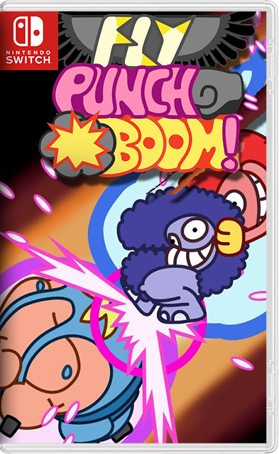 Fly Punch Boom! Switch NSP XCI NSZ