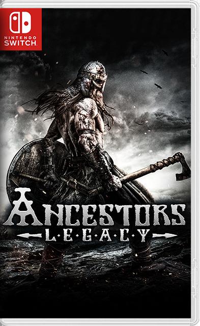Ancestors Legacy Switch NSP XCI