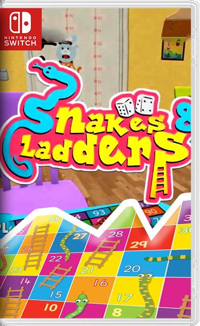 Snakes & Ladders Switch NSP XCI NSZ