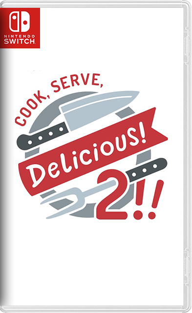 Cook, Serve, Delicious! 2!! Switch NSP XCI