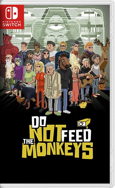 Do Not Feed the Monkeys Switch NSP XCI NSZ