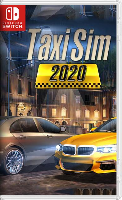 Taxi Sim 2020 Switch NSP XCI