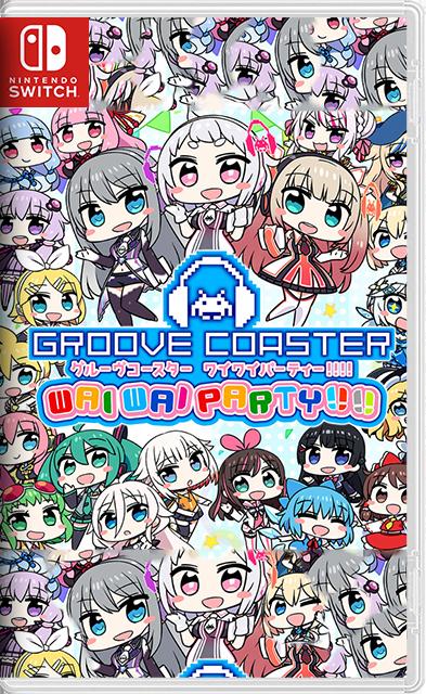 GROOVE COASTER WAI WAI PARTY!!!! Switch NSP XCI NSZ