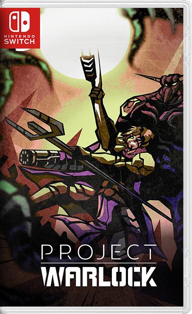 Project Warlock Switch NSP XCI
