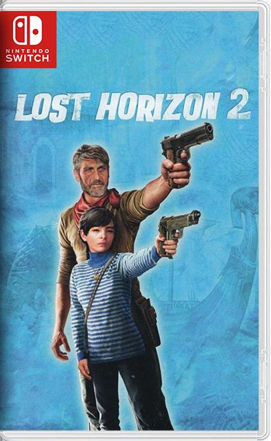 Lost Horizon 2 Switch NSP XCI NSZ