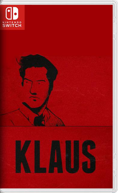 -KLAUS- Switch NSP XCI NSZ