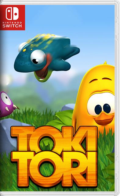 Toki Tori Switch NSP XCI