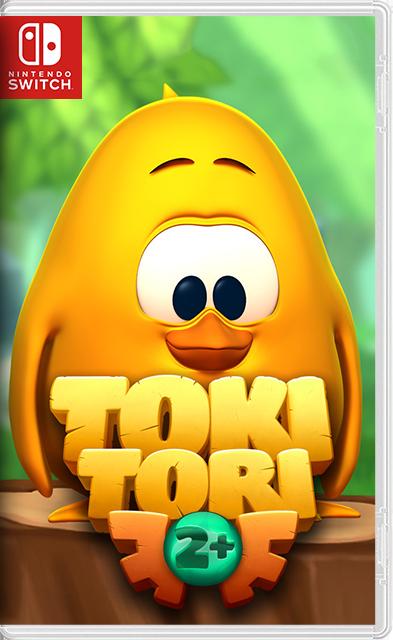 Toki Tori 2+: Nintendo Switch Edition NSP XCI