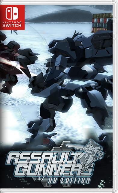 ASSAULT GUNNERS HD EDITION Switch NSP XCI NSZ