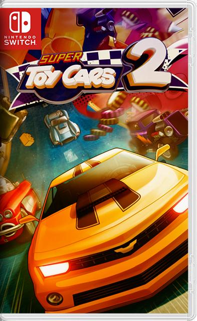 Super Toy Cars 2 Switch NSP XCI NSZ