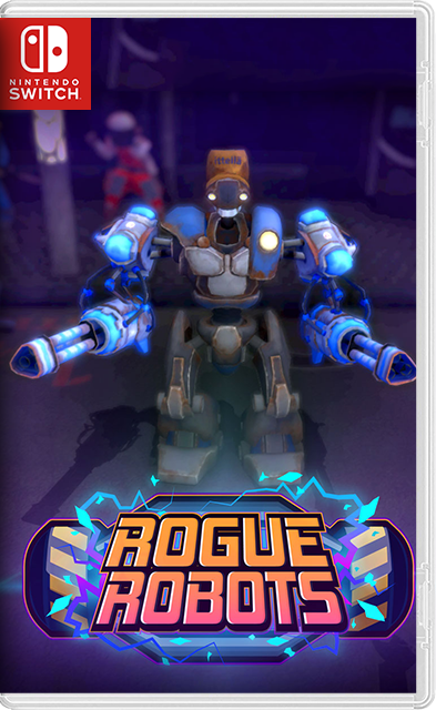 Rogue Robots Switch NSP XCI NSZ