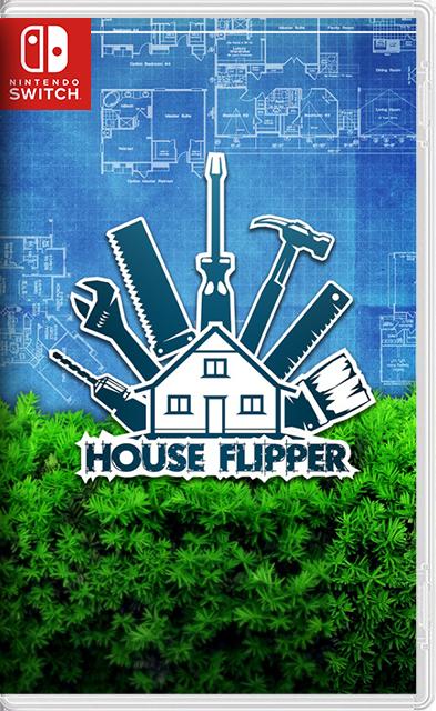 House Flipper Switch NSP XCI NSZ