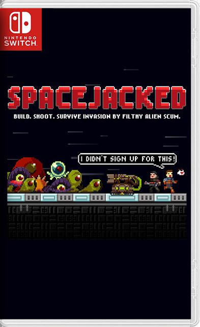 Spacejacked Switch NSP XCI NSZ