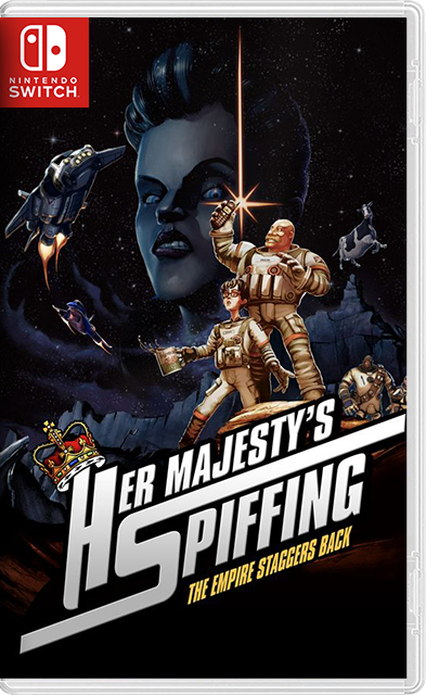 Her Majesty's SPIFFING: The Empire Staggers Back Switch NSP XCI NSZ