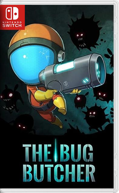 The Bug Butcher Switch NSP XCI