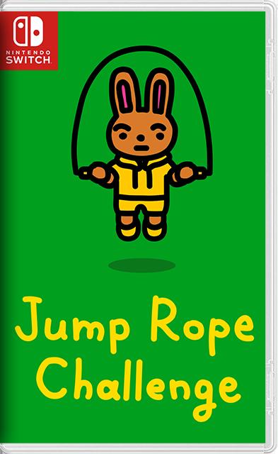 Jump Rope Challenge Switch NSP XCI NSZ