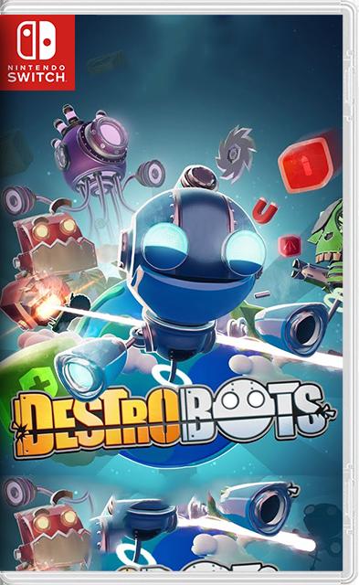Destrobots Switch NSP XCI