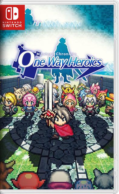 One Way Heroics Plus Switch NSP XCI